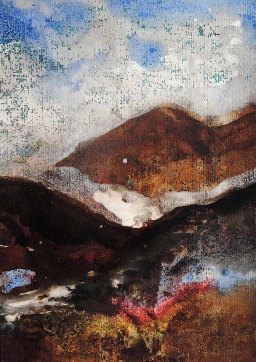 Ellen Warmond Sneeuw Mystiek Filosofie